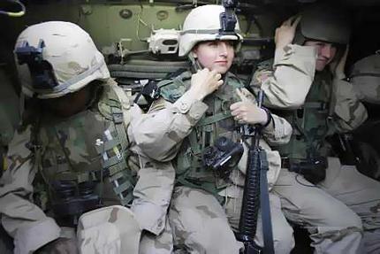 U.S. Army Female Soldier